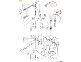 CIMBALI RUBINETTI ACQUA/VAPORE M39GT