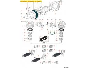 SPAZIALE GRUPPO EROGAZIONE S5/S8/S9 COMPACT