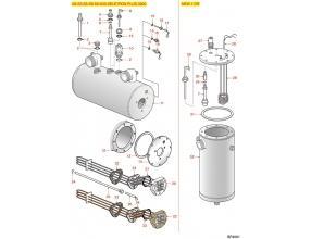 SPAZIALE BOILER S2-S3-S5-S8-S9-S40-SELETRON