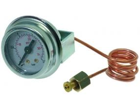 BOILER PRESSURE GAUGE o 41 mm 0? 2.5 bar