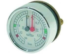 BOILER-PUMP PRESSURE GAUGE o 60 mm
