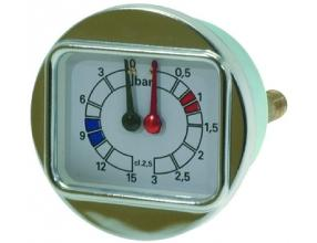 BOILER-PUMP PRESSURE GAUGE o 63 mm