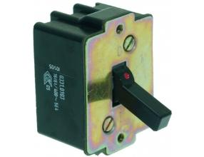 THREE-POLE LEVER SWITCH 16A 400V