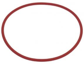 RED SILICONE O RING 03281