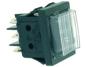 ON-OFF-ON STABLE SELECTOR SWITCH
