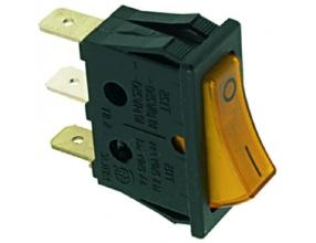 ORANGE MONOPOLAR SWITCH 16A 250V