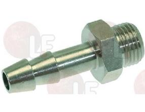 HOSE-END FITTING ř 7 mm CONNECTION ř 1/8