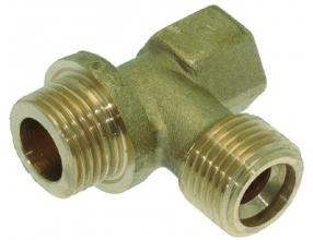 "OUTLET FITTING 1/2""M-1/2""M"