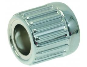 CHROME PLATED LEVER RING NUT