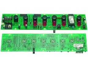 PUSH-BUTTON  PANEL BOARD 7 BUTTONS