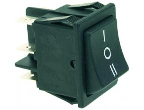 ON-OFF-ON SELECTOR SWITCH