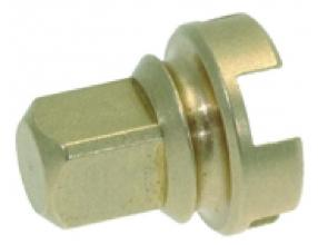 SQUARED NON-RETURN VALVE