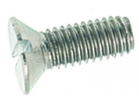 ST/STEEL SCREW M6x16 mm