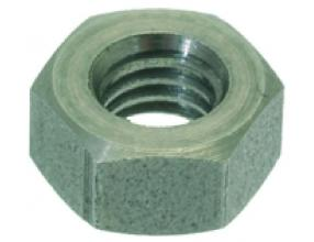 ST.STEEL HEXAGONAL NUT M6 UNI 5588