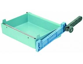 SET OF DRIP TRAYS 180x265 mm