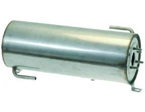 BOILER o 125x400 mm