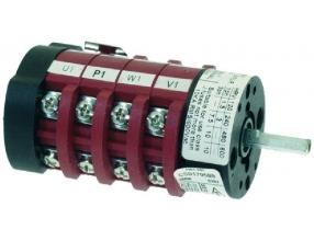 SELECTOR SWITCH 0-2 POSITIONS 20A 600V