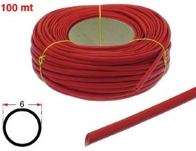 SILICONE SEALING BRAIDING o 6 mm - 100 m
