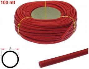 SILICONE SLEEVING o 8 mm - 100 m
