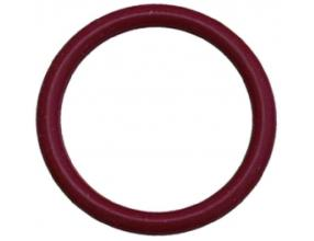 O-RING 03081 RED SILICONE