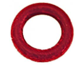 O-RING 02021 - RED SILICON