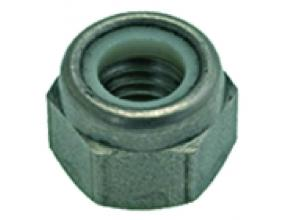SELF-RETAINING HEXAGONAL NUT M6 UNI 7473